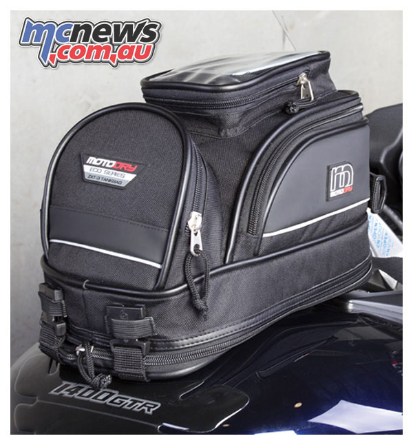 MotoDry ZXT-3 Mini Tank Bag
