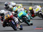 FIM Moto2 and Moto3 World Championships will continue racing on Dunlop tyres until at least the end of the 2020 season