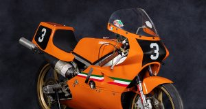 The Laverda 125cc GP