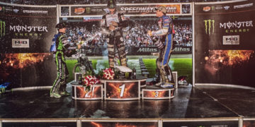 Tai Woffinden topped the SGO Podium in Poland