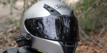 Shoei's entry level option, the RYD helmet is available at a very competitive price-point