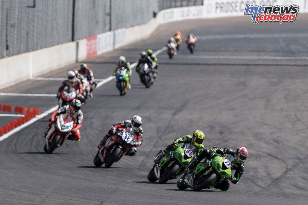 World Supersport at Lausitzring