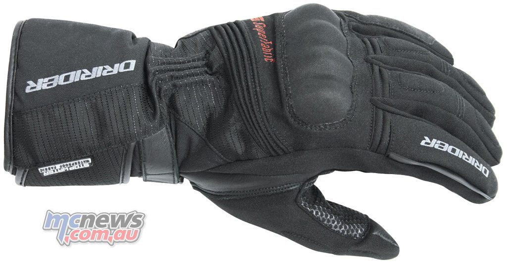 DriRider 'Adventure 2' Winter Touring gloves