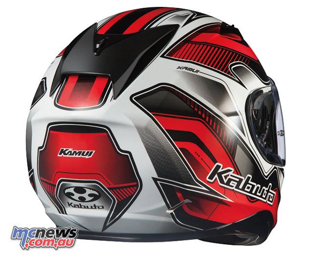 Kabuto Kamui Hammer Helmet