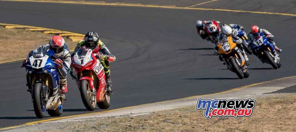 Yamaha Motorcycle Insurance Superbike Race One - Image by Half Light