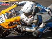 Daniel Falzon tops first ASBK qualifying at SMP - Image by Half Light