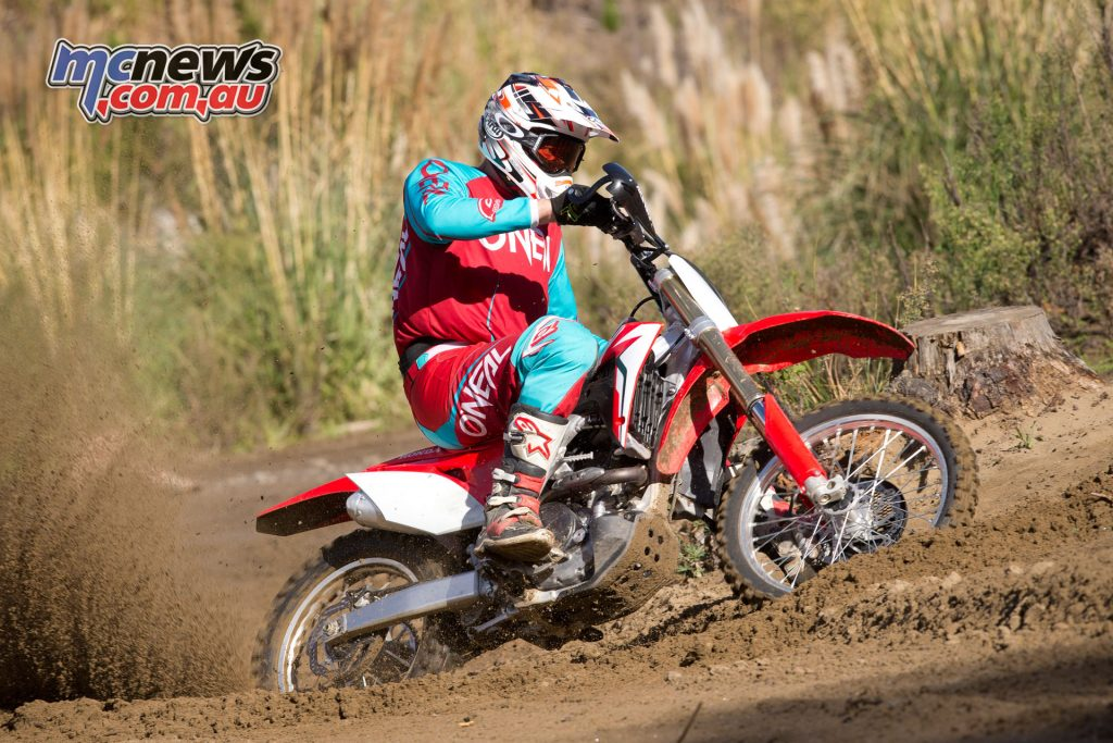 "Honda's 2017 CRF450RX - ""This really is a powerful bike, and one which goes very well."""