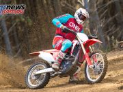 2017 Honda CRF450RX Reviewed