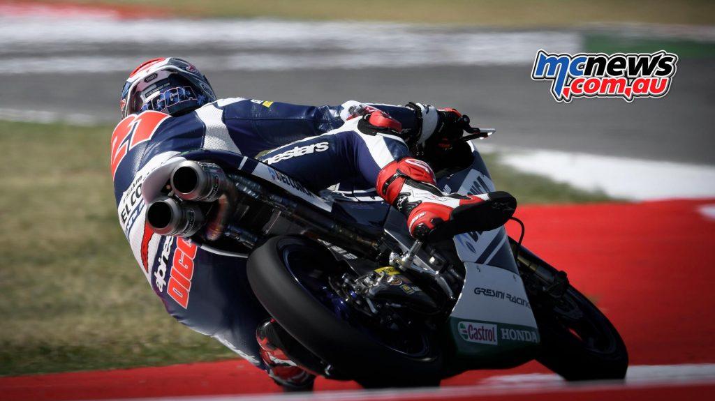 Fabio Di Giannantonio (Del Conca Gresini Moto3)