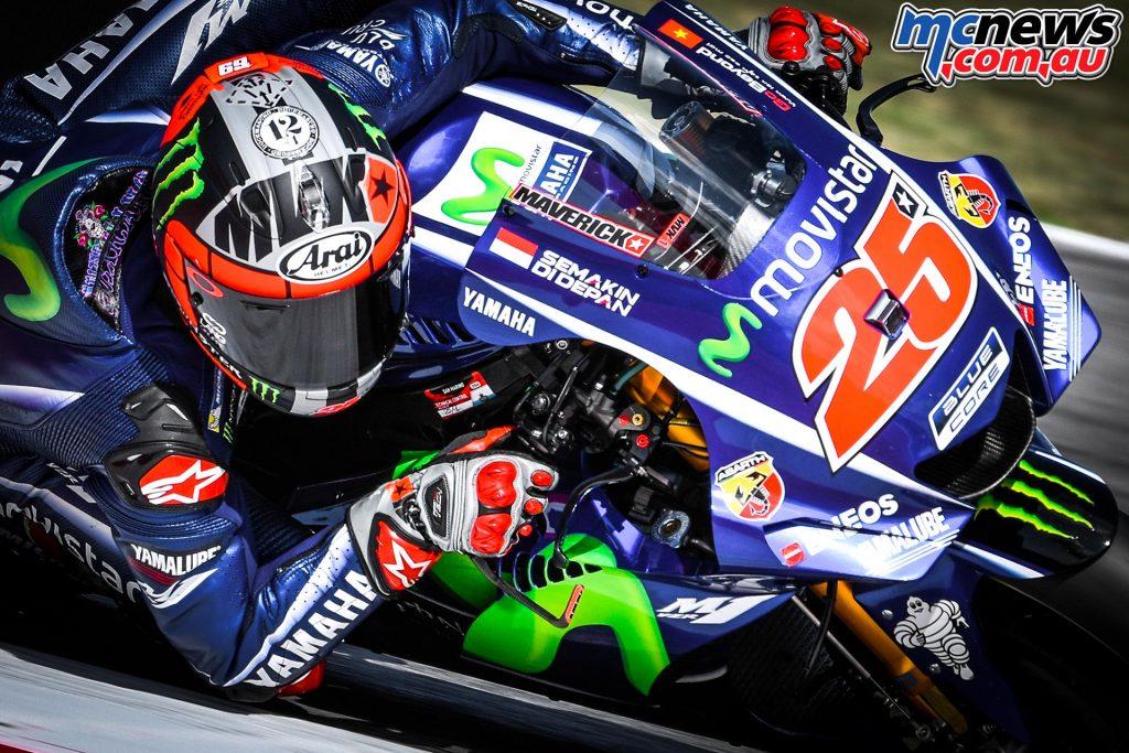 Maverick Viñales (Movistar Yamaha MotoGP)
