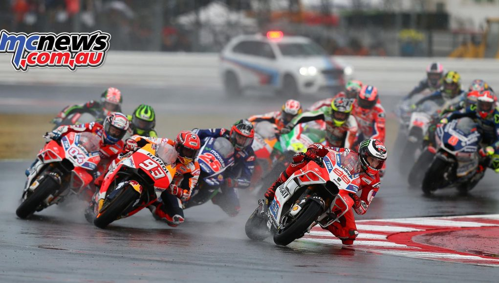 MotoGP returns to Misano, with hopes for better weather than in 2017