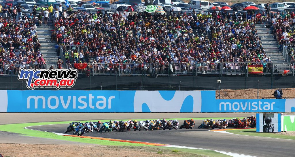 Moto3 Aragon 2017 - Image by AJRN