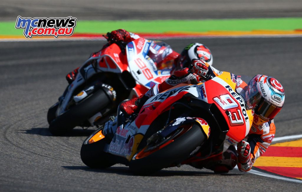 MotoGP 2017 - Round 14 - Aragon - Image by AJRN