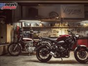 Yamaha XSR700 2018 - 'Brilliant Red'