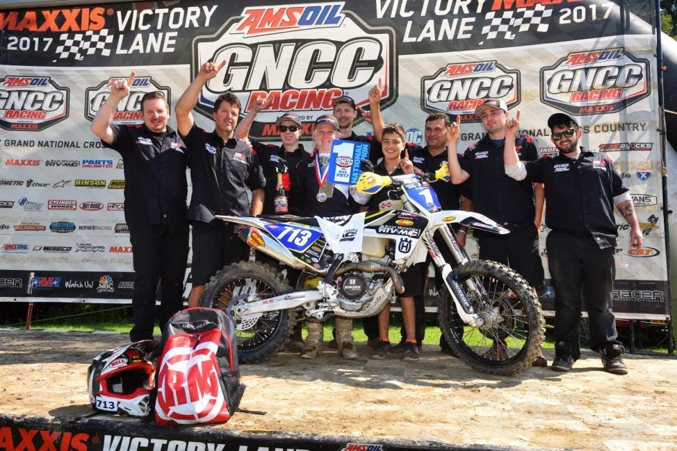 Tayla Jones took the WXC win