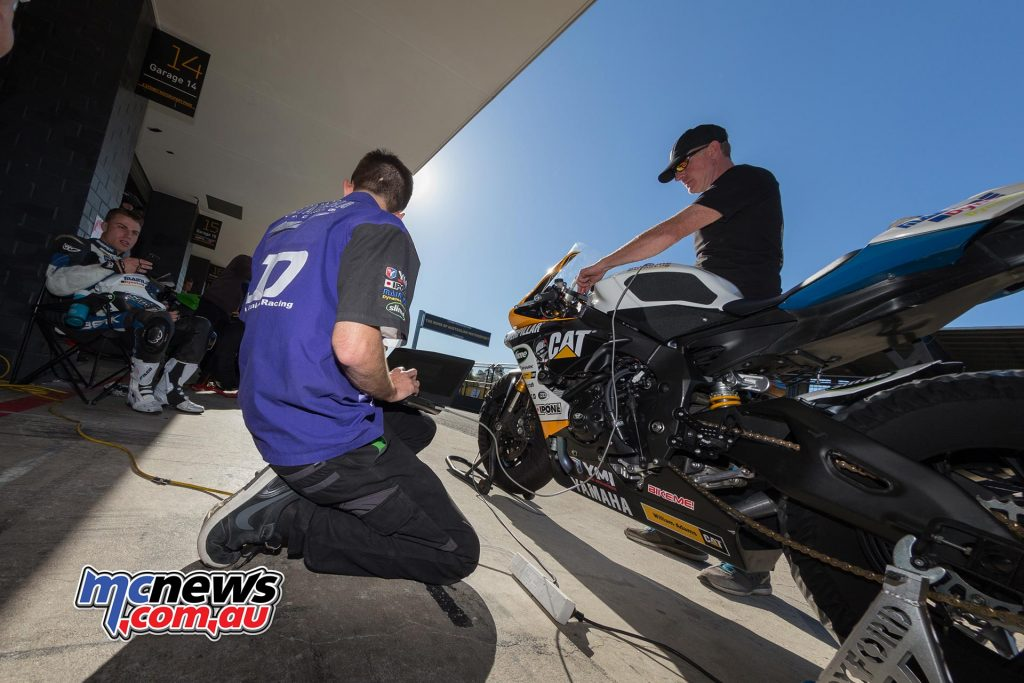 Daniel Falzon - JD Racing - Image by TBG