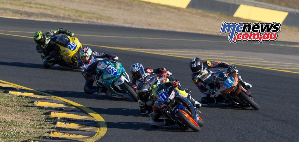 Yamaha Motor Finance R3 Cup - Race One