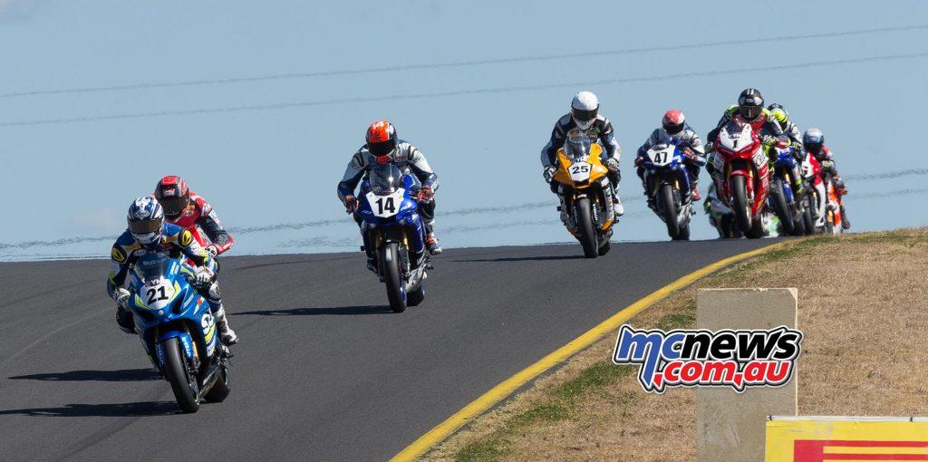 Yamaha Motorcycle Insurance Superbike Race One - Image by TBG