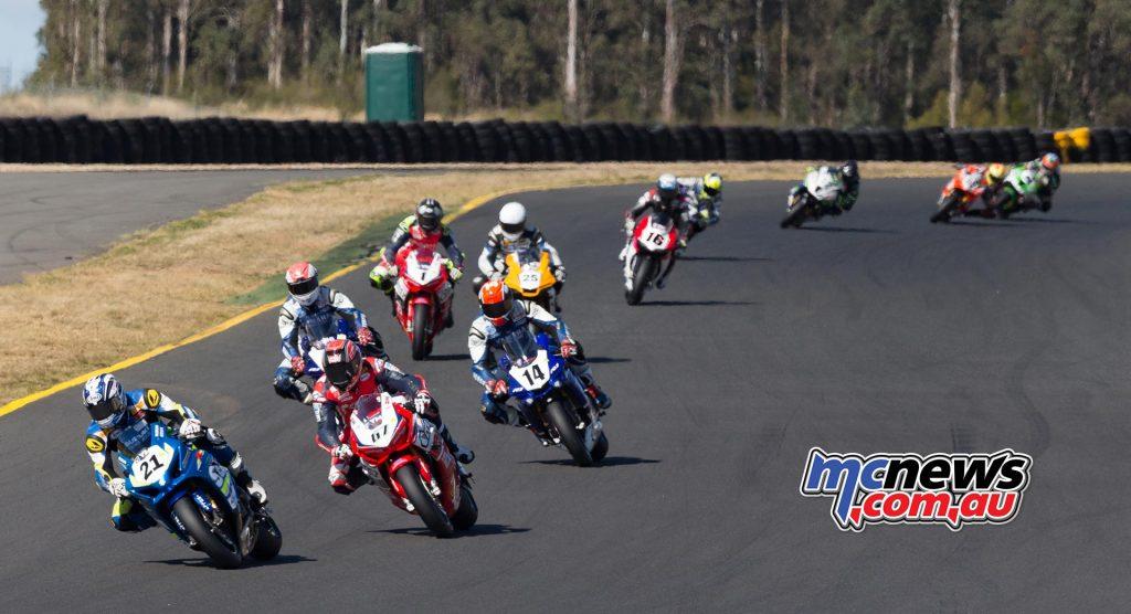 Yamaha Motorcycle Insurance Superbike Race Two - Image by TBG