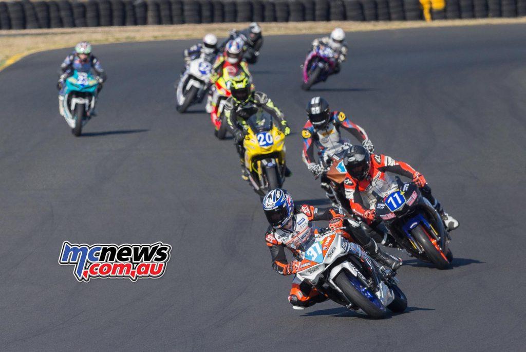 Yamaha Motor Finance R3 Cup Race Three - Image by TBG