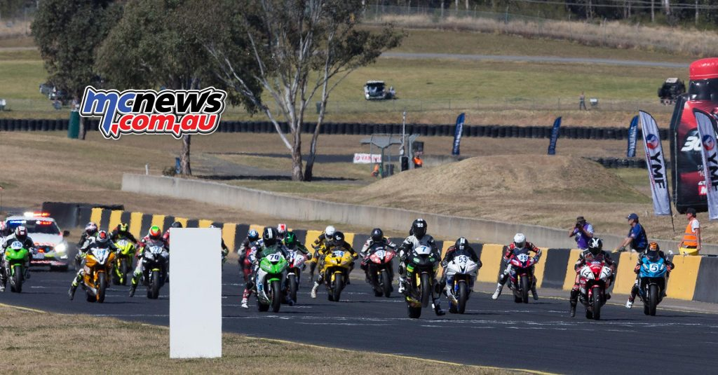 Motul Supersport Race Two - Image by TBG