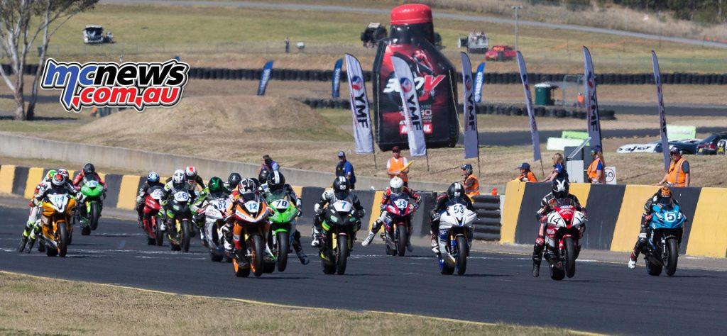 ASBK Supersport - Image by TBG