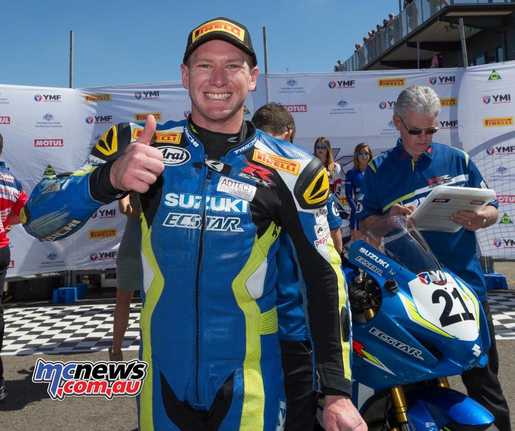 Josh Waters - SMP Winner - Image by TBG