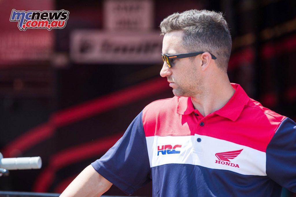 Justin Brayton - Penrite Honda