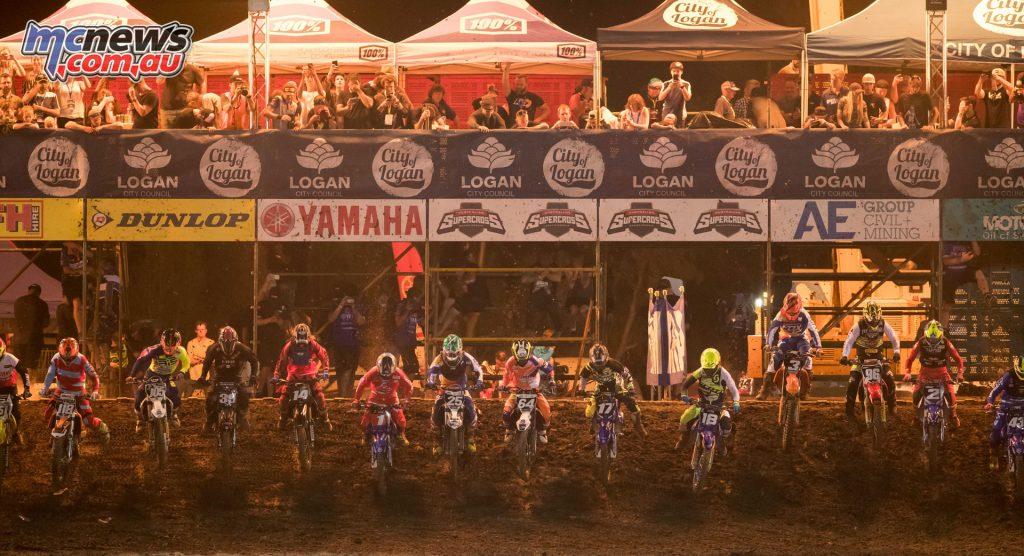 SX2 Start - Round 1, Jimboomba