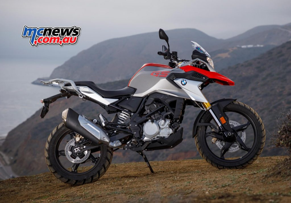 BMW adds the G 310 GS to it's LAMS range
