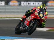 Shane 'Shakey' Byrne - Be Wiser Ducati