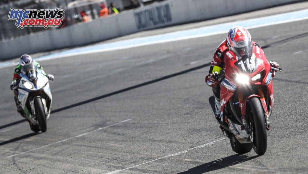 Honda Endurance Racing - Image by Good-shoot.com