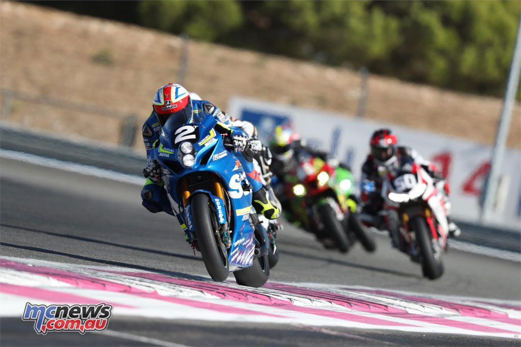 Suzuki Endurance Racing Team