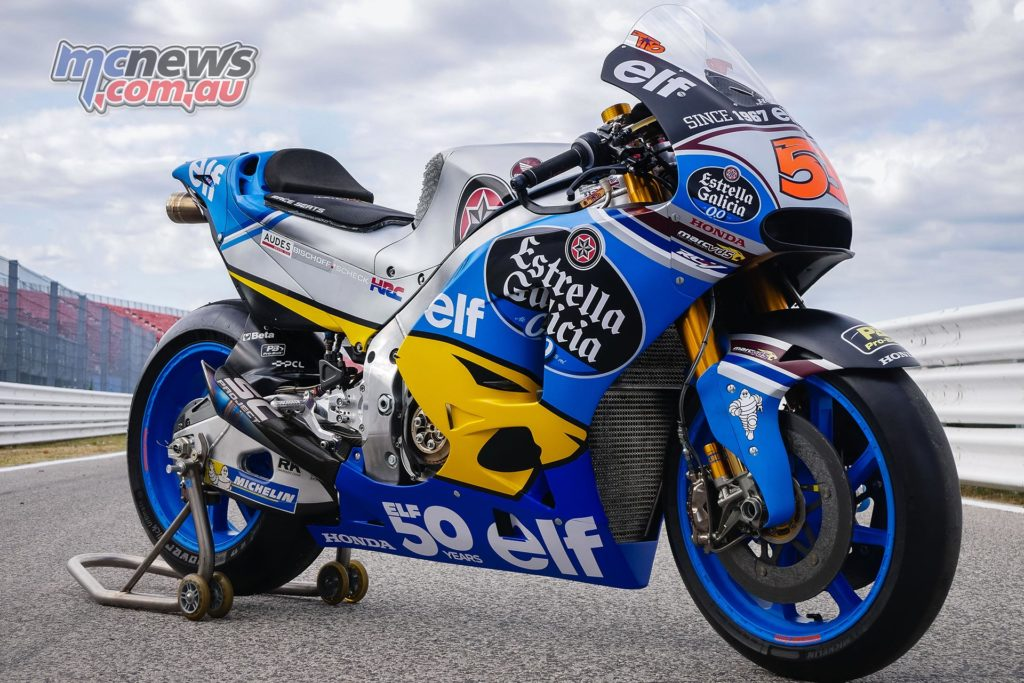 Rabat and Miller celebrate 50 years of Elf in Misano