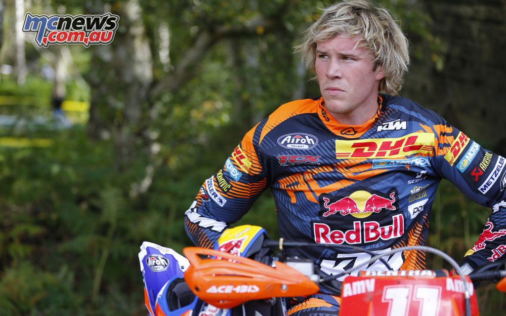 Daniel Sanders leaves KTM for 2018 - Image by Future7Media