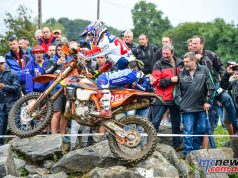 Christophe Nambotin injured on Day 4