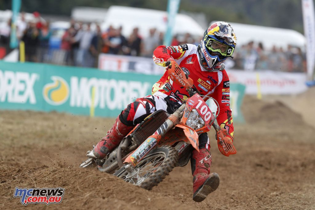 Josep Garcia topped the overall E1 class results