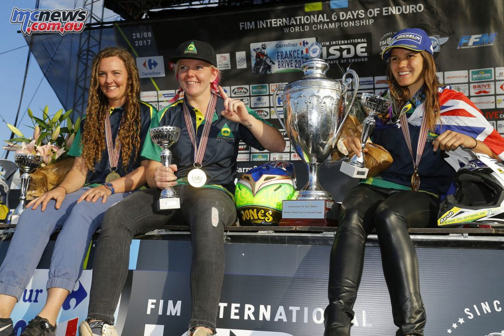 Team USA may have taken the Day 6 Women's win, but it was Australia who took home the titleTeam USA may have taken the Day 6 Women's win, but it was Australia who took home the title