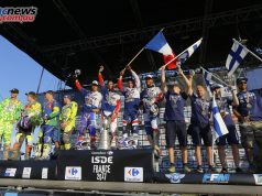 The final day of the 2017 ISDE saw France take the World Trophy title with Australia runners up