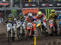 Jeffrey Herlings took a two-point victory over America's Eli Tomac