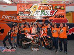 Antonio Cairoli celebrates