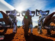 Rockstar Energy Husqvarna Factory Racing will feature eight riders in the MXoN