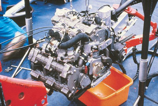 Nr500 Engine