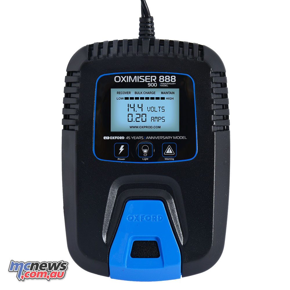 Oxford Oximiser 888 Battery Charger