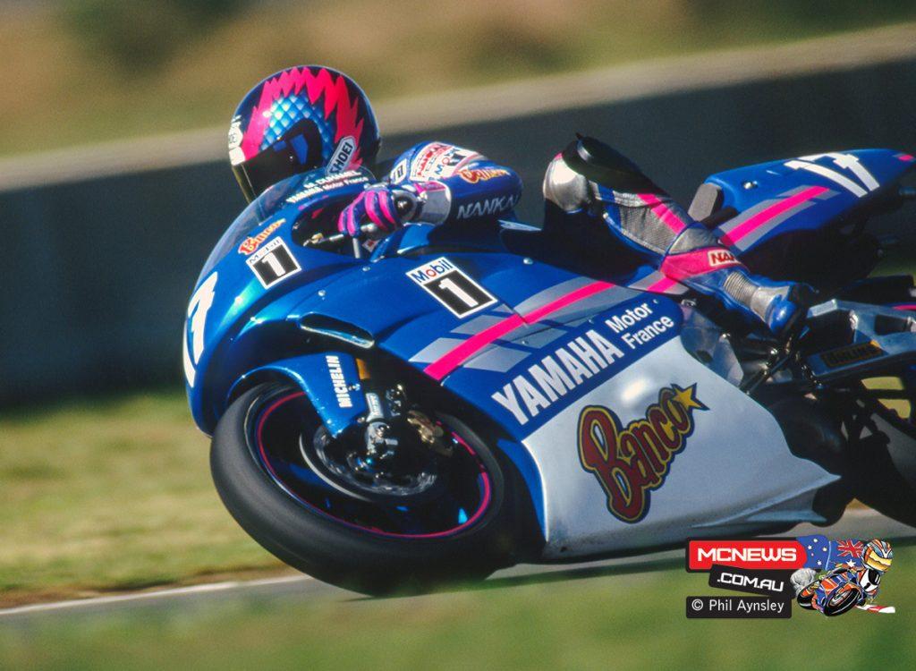 Miguel DuHamel / Yamaha YZR500