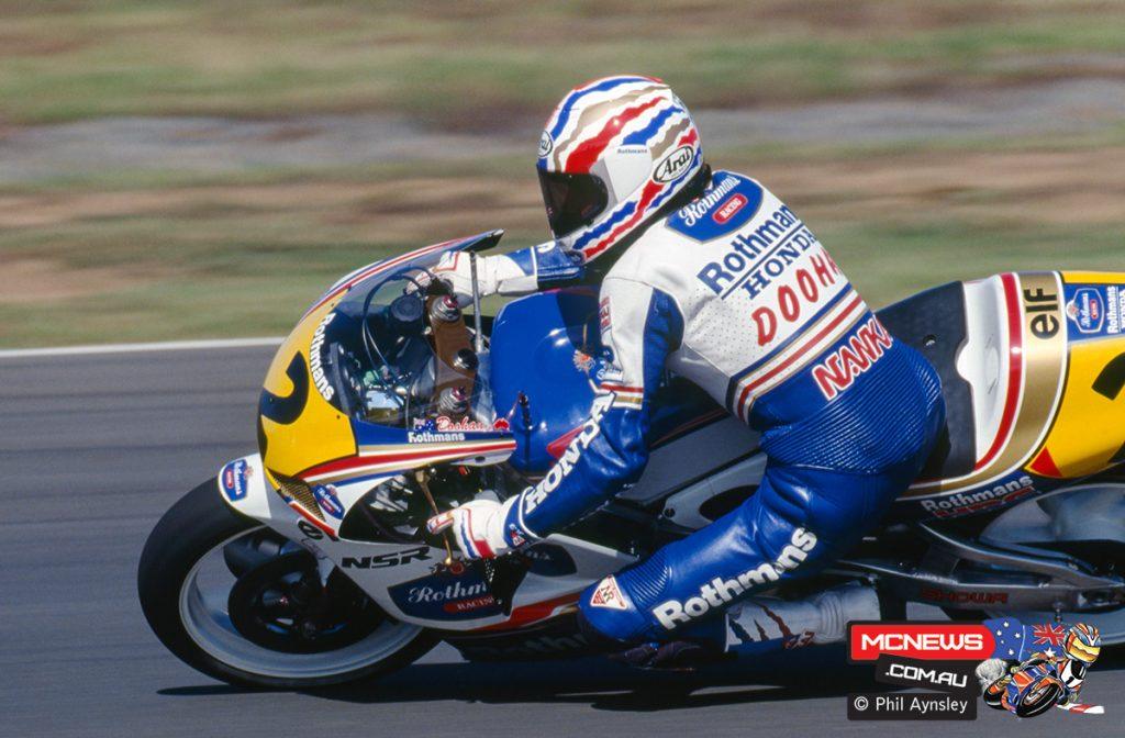 Mick Doohan / Honda NSR500
