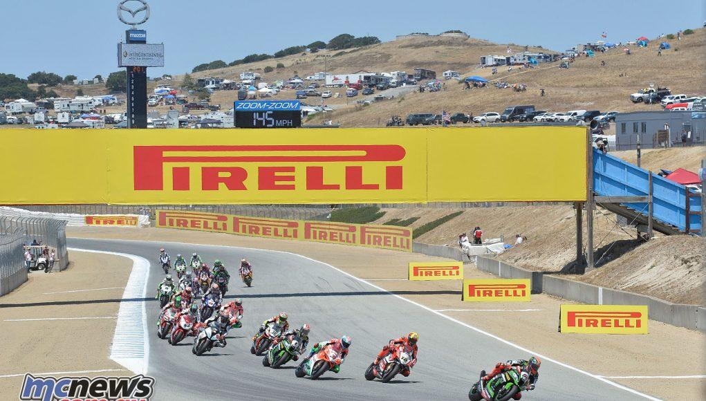 Pirelli announces as official WorldSBK Superbike Tyre Supplier until 2020