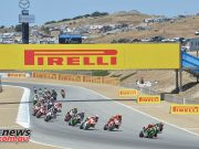 Pirelli announces as official WorldSBK Superbike Tyre Supplier until 2020