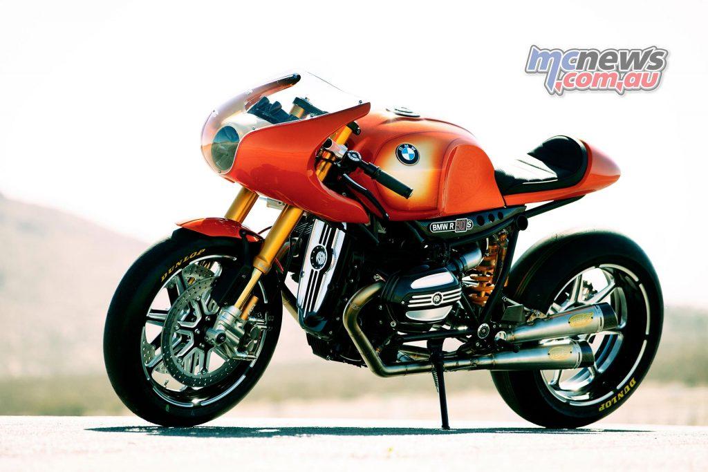 Roland Sands - BMW Concept Ninety
