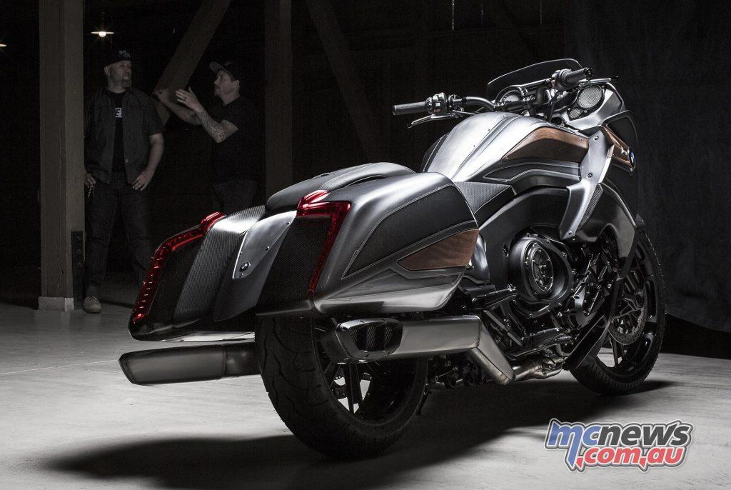 "BMW Motorrad ""Concept 101"" - The Spirit of the Open Road."